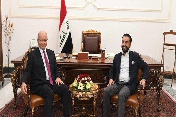 کابینه جدید عراق برای حل چالشهای کشور هر چه زودتر تشکیل گردد