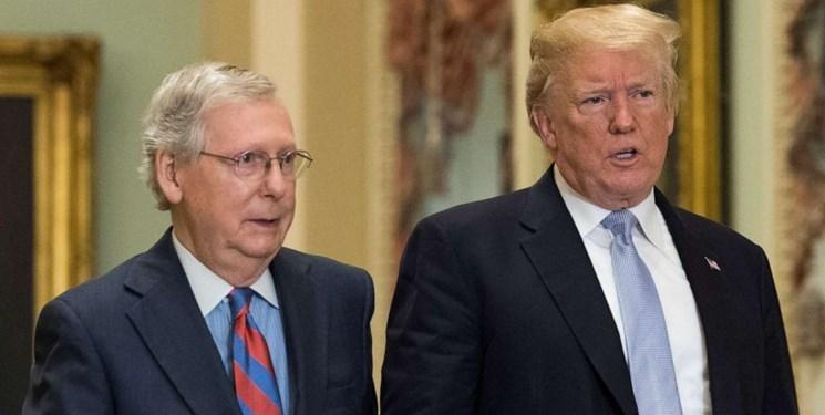 واشنگتن پست: جمهوری خواستار در بحبوحه کرونا، نگران از دست دادن کرسی های خود در سنا هستند