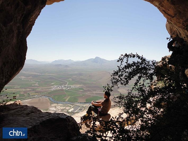 تماشای تمدن تاریخی در دل غارهای باستانی کرمانشاه