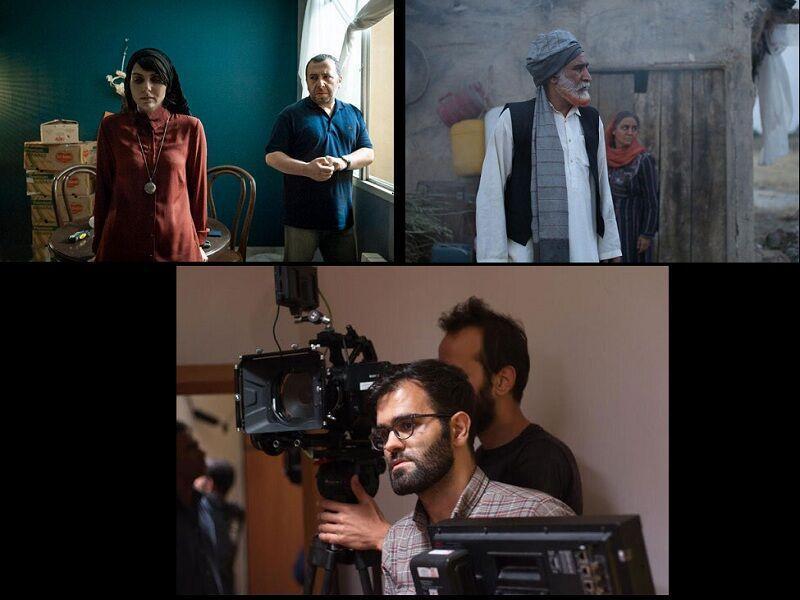 خبرنگاران هت تریک فیلم های کوتاه در فراوری