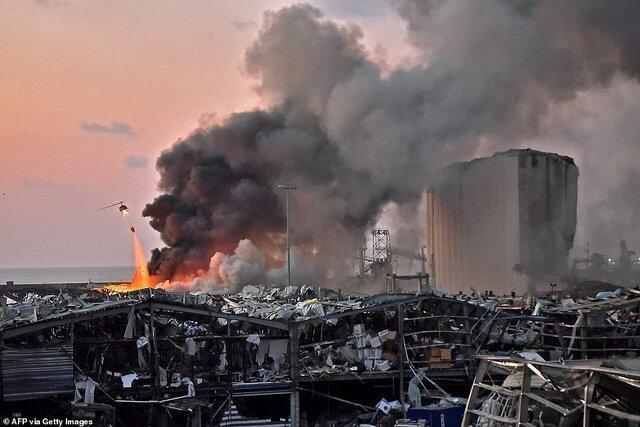 پیغام تسلیت دبیرکل مجمع جهانی تقریب مذاهب اسلامی در پی حادثه انفجار بیروت