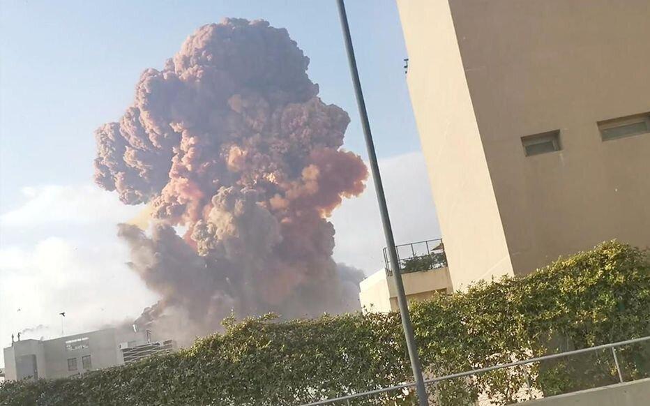 رسانه های فرانسوی درباره انفجار بیروت چه نوشتند؟