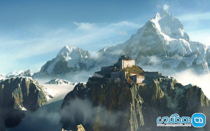 جاذبه های گردشگری تبت را بیشتر بشناسیم
