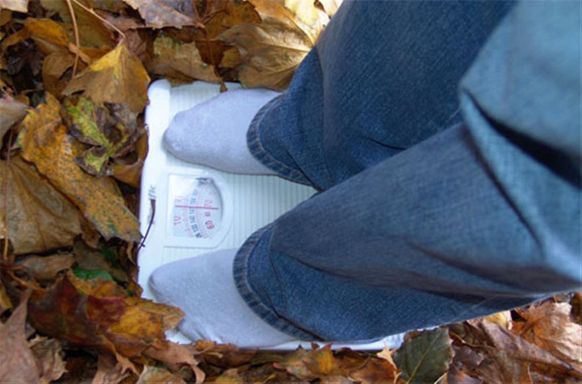 جلوگیری از چاق شدن در پاییز