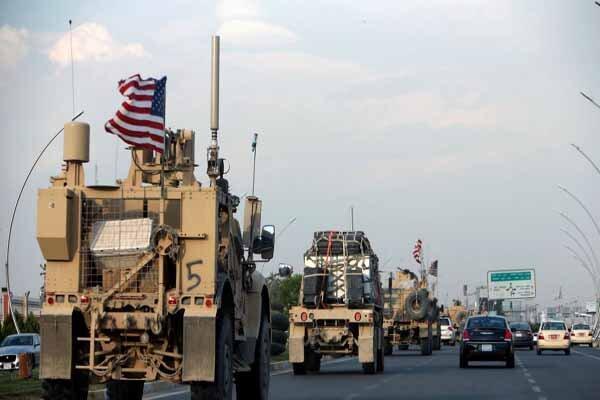 آمریکا تسلیحات نظامی جدیدی را از سوریه به عراق منتقل نموده است